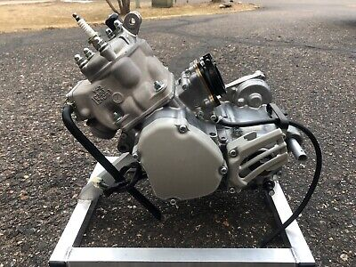 Yz125 Yz 125 2014 Yamaha Engine Motor Cases Head Ignition Clutch 2005 To 2020