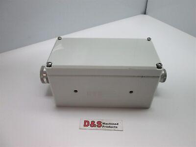 Hoffman Q-1689pcd J-box Type 4x Polycarbonate Enclosure 153mm X 73mm X 79mm