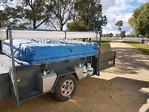 Custom built camper trailer Frances Naracoorte Area Preview