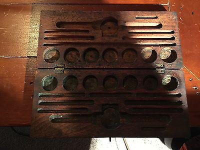 Antique Wilkey Russell Tap And Die Set