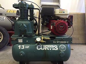 13hp gas air compressor 34 cfm
