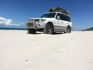 1999 Mitsubishi Pajero Wagon 4WD EXCEED GLS Cairns Cairns City Preview