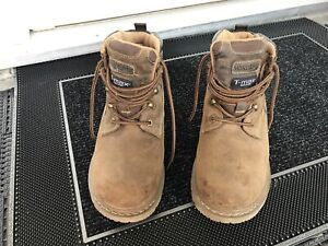 Work boots non steel toed