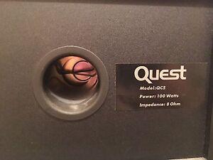 Quest QC5 centre channel speaker