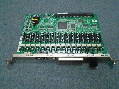 Panasonic Kx-tda600 Kx-tde600 Kx-tda6174 Eslc16 16 Port Analog Station Expansion