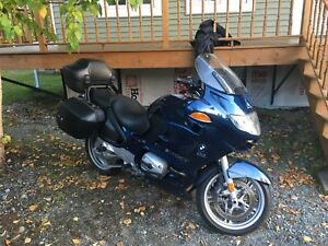Moto touring BMW R1150RT