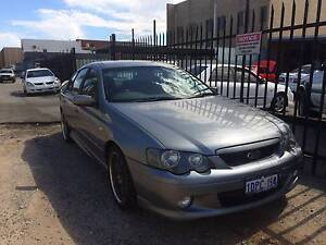 2005 Ford Falcon Sedan St James Victoria Park Area Preview