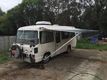 Toyota Coaster Motorhome, lots of extras, mechanically A1 URGENT Narangba Caboolture Area Preview