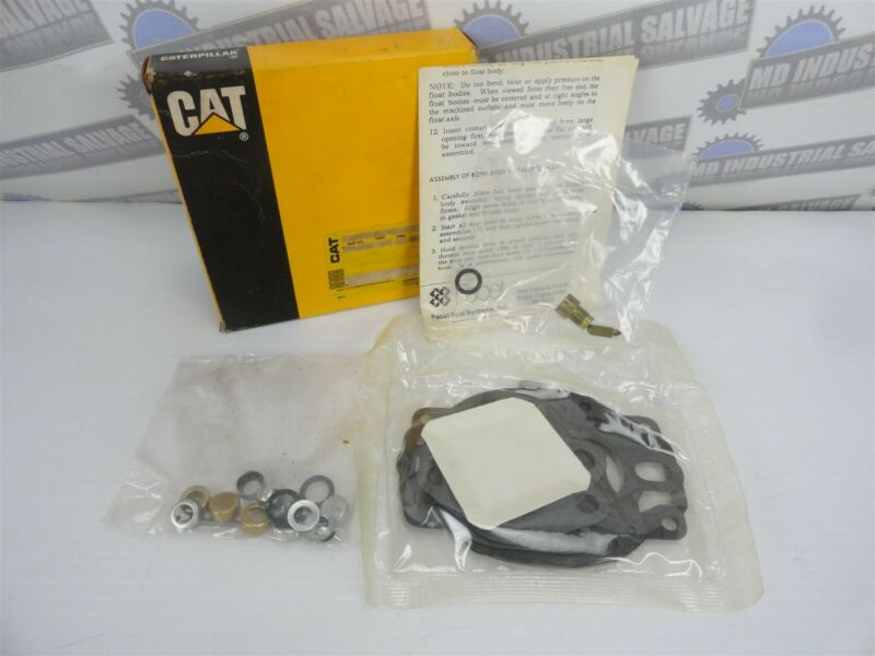 CATERPILLAR - ZENITH 267 CARBURETOR REPAIR KIT w/ Detail Sheet (NEW in BOX)