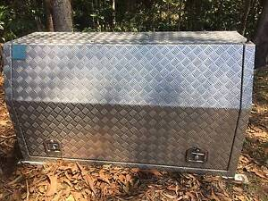 Tradesmans Tool Box and Ute Mounting Frame Kiels Mountain Maroochydore Area Preview