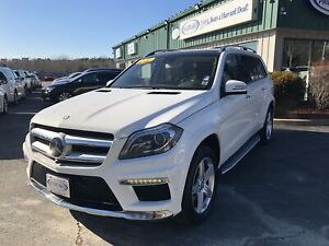 2016 Mercedes-Benz GL-Class CLEAN CARFAX/ONE OWNER/LEATHER/KE...