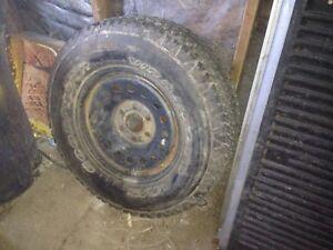 "Gmc spare tire 17"""