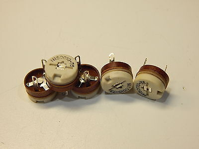 Variable Adjustable Ceramic Trimmer Capacitor 10-75pf - You Get 5 Pieces
