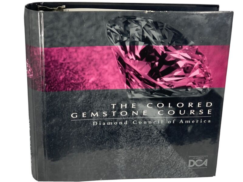 The Colored Gemstone Course
