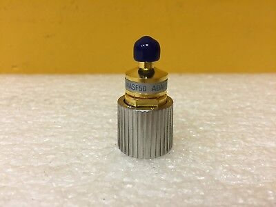 Wiltron Anritsu 34asf50 Dc To 18 Ghz Gpc-7 To Wsma F Coax Adapter. Tested