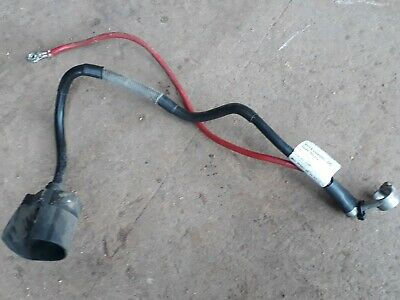 AUDI VW SEAT CABLE LOOM BATTERY LEAD PLUS CABLE GENUINE 1K0971228M