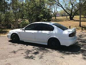 2001 Subaru Liberty Sedan Wakerley Brisbane South East Preview