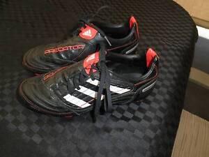 ADDIDAS SOCCER/FOOTBALL BOOTS KIDS SIZE 5 Pooraka Salisbury Area Preview