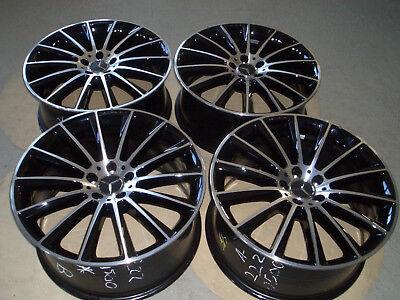 4 Originale Mercedes Alufelgen S-Klasse W222 20 Zoll 8,5J x20 ET38 A2224010400