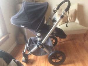 Large lot of baby items and bugaboo chameleon stroller