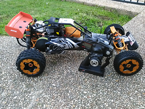 1/5 scale rc 2 stroke buggy Mackay Mackay City Preview