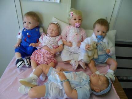 Reborn doll LESSONS available near Bairnsdale Victoria Johnsonville East Gippsland Preview