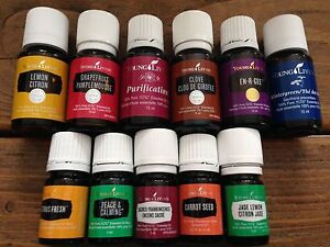 Young Living Essential Oils in stock
