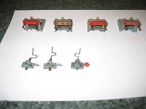 Hornby Meccano 00 Guage Buffer Stops Lockleys West Torrens Area Preview