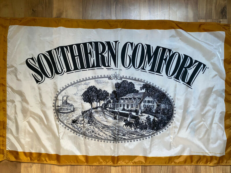 """Southern Comfort Man cave Flag 49""""x30"""""""