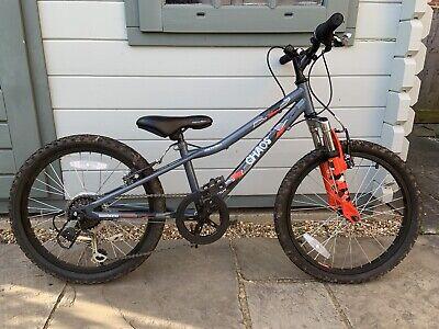 "Apollo Chaos Junior Mountain Bike - 20"" Wheel"