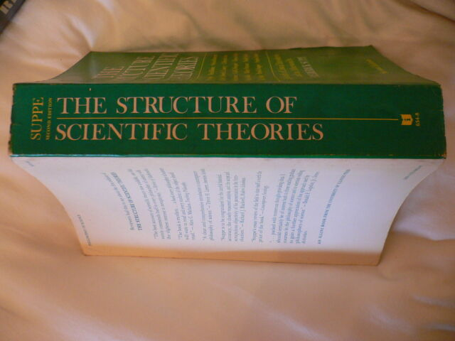 The Structure of Scientific Theories.Frederick Suppe.1977.Not ex-library.