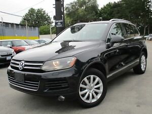 2012 Volkswagen Touareg 3.6L NAVIGATION SYSTEM ~ PANORAMA ROOF !