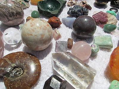 Healing Crystals:)