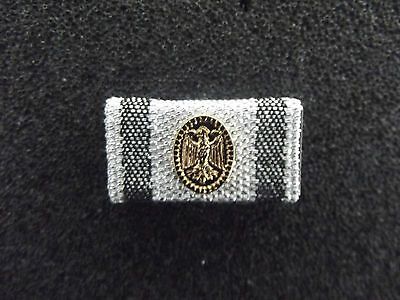 *(A9-LA)  Schützenschnur Bundeswehr gold Ordensspange Bandspange #