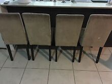Dining chairs x 4 North Tivoli Ipswich City Preview