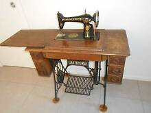 Singer treadle sewing machine from 1921 Darling Heights Toowoomba City Preview