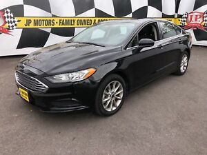 2017 Ford Fusion SE, Automatic, Sunroof, Back Up Camera,