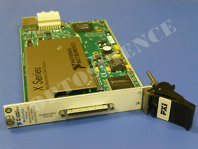 National Instruments Pxie-6361 Ni Daq Card X-series Multifunction