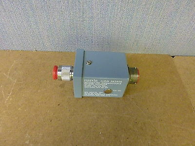 Narda Mod 26280b Integrated Thermocouple Power Monitor 9526