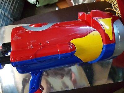 bandai Power Rangers Jungle Fury Claw Air Cannon