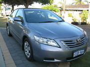 2007 toyota Camry Altise sedan Automatic Westminster Stirling Area Preview