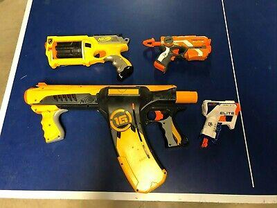 Nerf Guns Lot