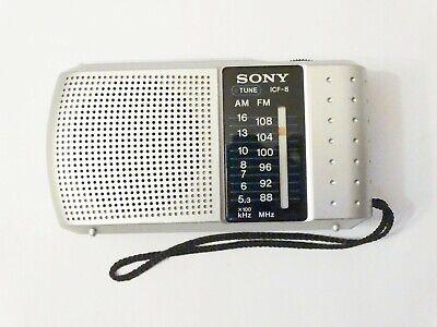 Sony ICF 8 Radio portatile