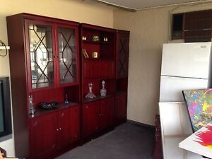 3 piece antique cabinet Altona Hobsons Bay Area Preview