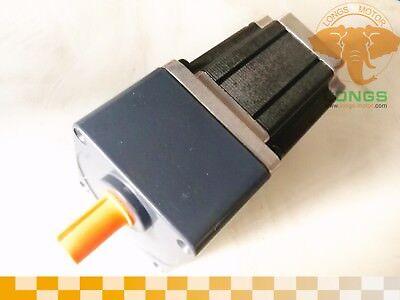 Eccentric Gearbox 101 Ratio Nema34 Step Motor 34hs1456ag10 84n.m 5.6a Longs Cnc