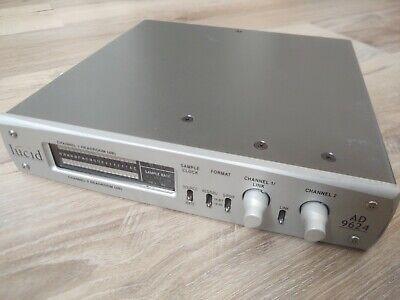 Lucid AD 9624 24-Bit 96K Analog to Digital Converter