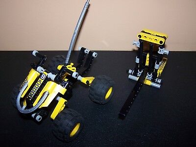 Used, LEGO Technic Speed Slammers Stunt Bike (8240) for sale  Southgate