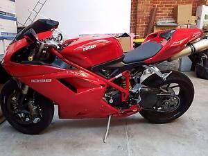 Ducati 1098 North Melbourne Melbourne City Preview