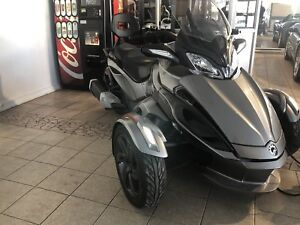 CanAm Spyder 2013 STS