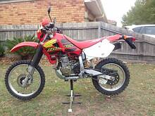 honda xr650r 9month rego Rowville Knox Area Preview